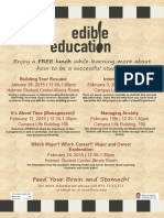 edible education 11x17 poster sp15