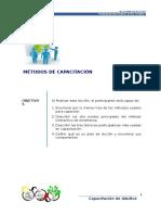 4 Presentaciones Efectivas Métodos de Capacitación