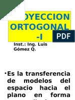 Nuevos Ejercicios de Proyeccion Ortogonal