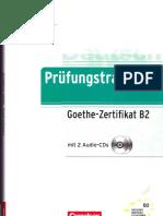Goethe-B2 Zertifikat