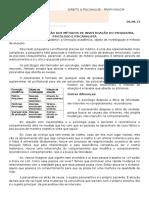 Direito & PsicanáLise