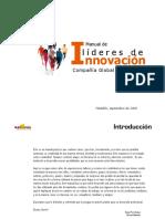 Manual Mentes Creativas e Innovacion