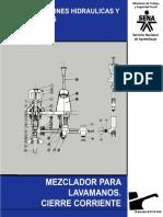 Instalaciones Hidráulicas y Sanitarias - Mezclador Para Lavamanos. Cierre Corriente 4