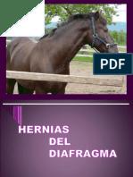 1. Hernias Diafragmáticas