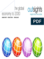 The Future of the Global Economy to 20302