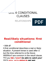 CONDITIONAL CLAUSES.ppt