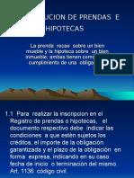 Registro General de La Propiedad.