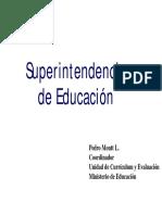 403 Presentacion Pedro Montt - Superintendencia de Educacion