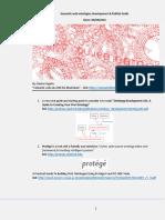 Semantic web ontologies development & Publish Guide
