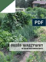 Ogród Warzywny Na 200 Metrach Kwadratowych 20.01.2015