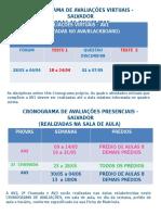 Cronograma de Desenvolvimento Humano e Social.ppt