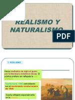 Realismo y Naturalismo Español