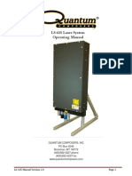 LS615 Laser System Manual