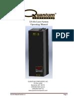 LS635 Laser System Manual
