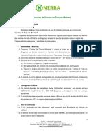 Regulamento do concurso 'Contos de Trás-os-Montes', NERBA - abril 2016