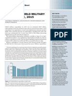 160405 Sipri Military Expenditures 2015