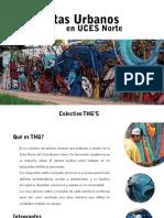 Arte Urbano en UCES