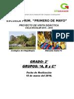 Proyecto Visita Didáctica