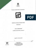 Informe de Control Interno 2014