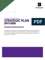 Parkland Strategic Plan 2017-2020