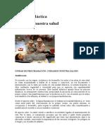 Unidad Didáctica Salud