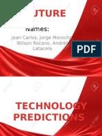 PREDICTIONS FUTURE