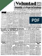 periódico Voluntad