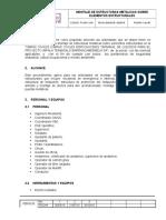 15-Procedimiento Montaje de Estructuras Metalicas