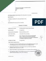 ASIC Macedon3 Pty Ltd in Liq, Gideon Rathner30102014