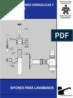 Instalaciones Hidráulicas y Sanitarias - Sifones Para Lavamanos 7