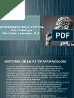Psicofarmacologia y Drogas