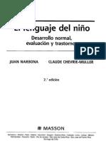El Lenguaje Del Niño