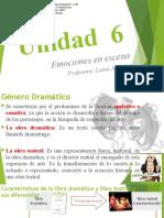 Unidad 6 Textos Dramaticos