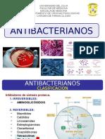 6ta Clase - Tetraciclinas, Rifamicinas, Metronidazol. Dra. De Freitas