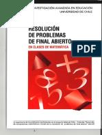 1 Resolucionar Las Problemas Matemáticas