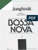 Songbook Bossa Nova 3 Almir Chediak