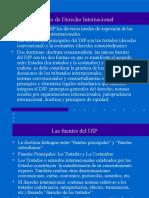 Fuentes del Derecho Internacional Público.ppt