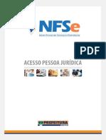 Manual NFSe PJ