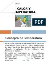 Calor y Temperatura 2° medio