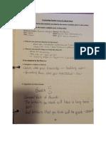 eled 3223 imb teacher feedback