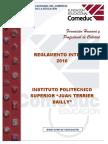 Reglamento Interno JTD 2016