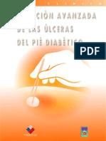Curacion Avanzada úlceras pie diabético