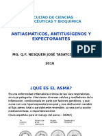 ANTIASMATICOS EXPECTORANTES