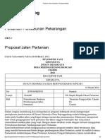 Contoh Proposal JUT