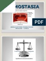 Laboratorio Clínico - Hemostasia y Coagulación