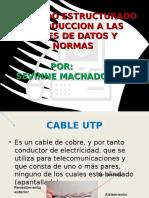 Normas de Ponchado de Cable Utp 2014.Ppt