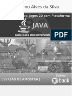 Livro Jogos Em Java Amostra