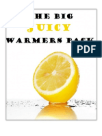 TEFL Lemon Juicy Warmers PDF pack