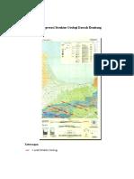 Interpretasi Struktur Geologi Daerah Rembang