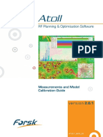 Atoll 2.8.1 Model Calibration Guide